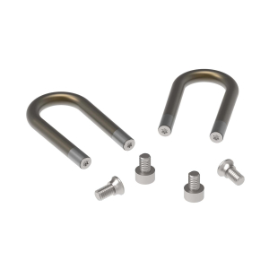 """ATK - TITANIUM """"U""""SPRING WITH ROLLING-IN SYSTEM"""