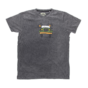 BA-HUI - JEEP T-SHIRT