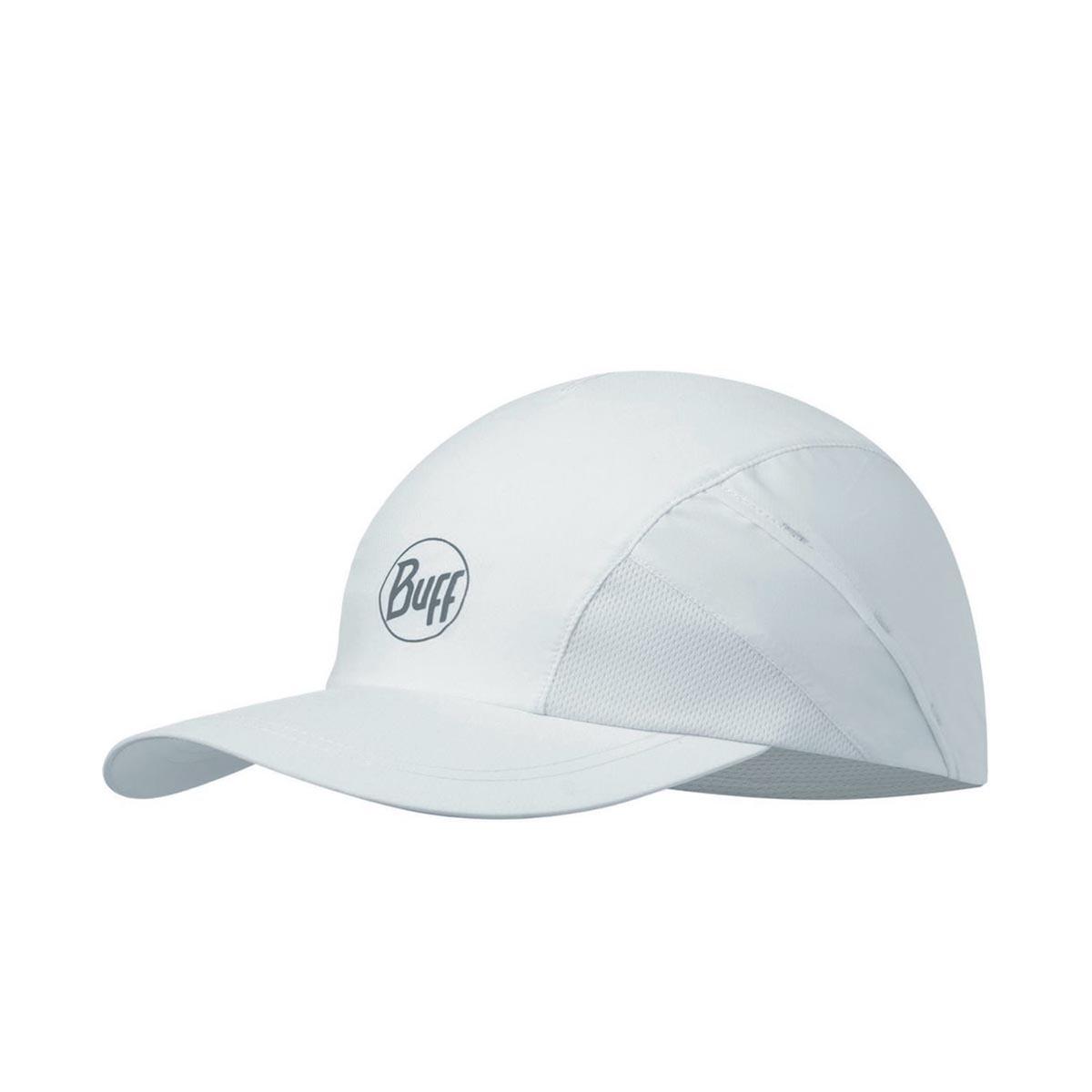 BUFF - PRO RUN CAP SOLID WHITE
