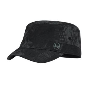 BUFF - MILITARY CAP BLACK