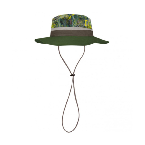 BUFF - NATIONAL GEOGRAPHIC BOONEY HAT UVE GREEN