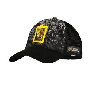 BUFF - TRUCKER CAP HONEY BLACK