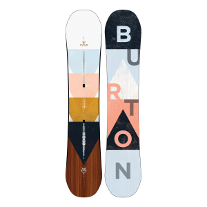 BURTON - YEASAYER FLYING V SNOWBOARD