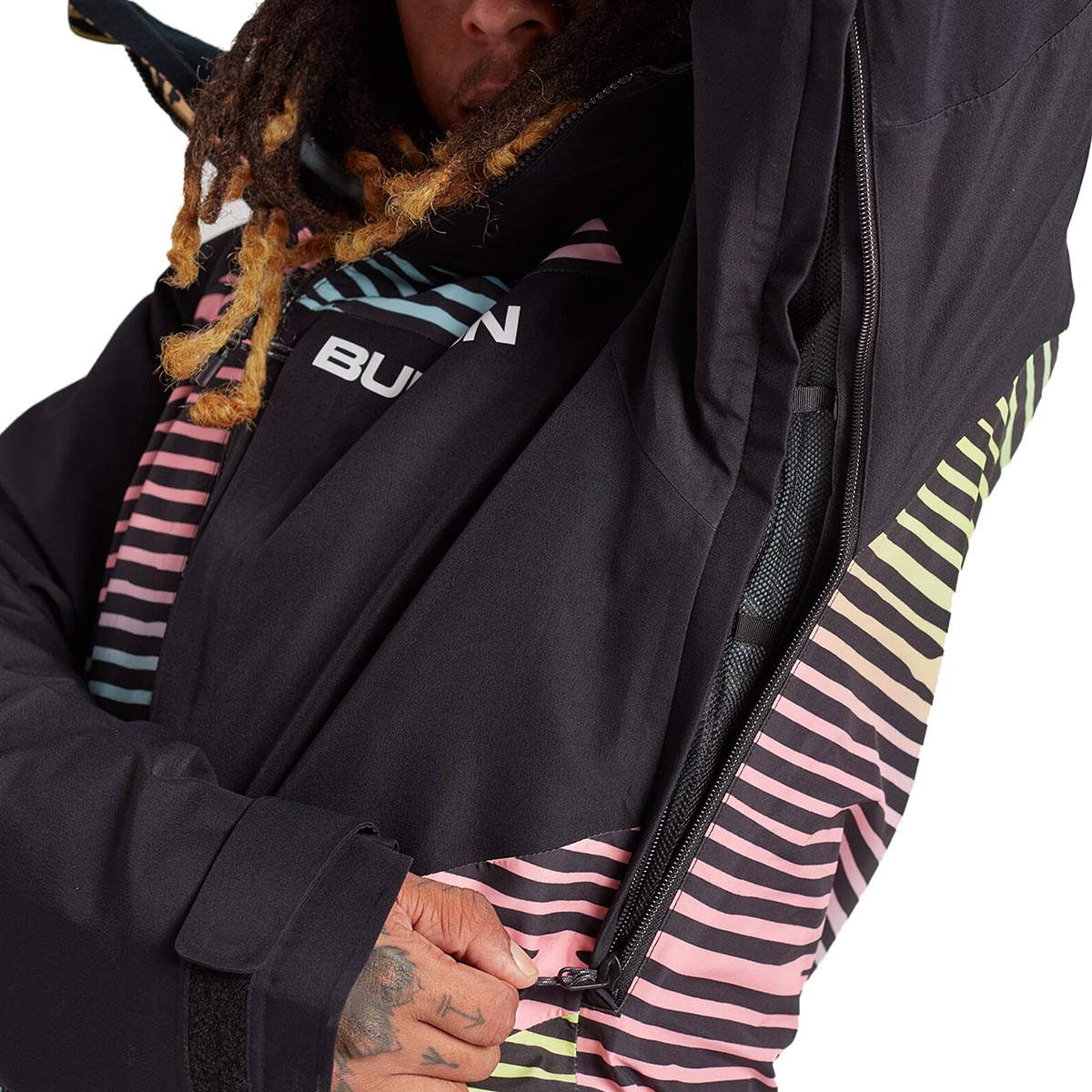 BURTON - GORE-TEX RADIAL INSULATED JACKET