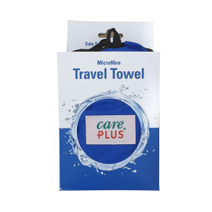CAREPLUS - MICROFIBRE TRAVEL TOWEL MEDIUM (60 X 120 CM)
