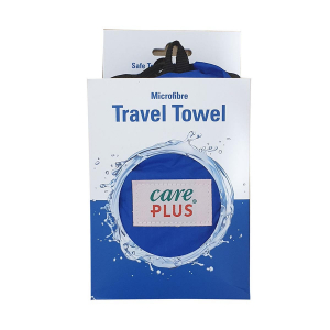 CAREPLUS - MICROFIBRE TRAVEL TOWEL LARGE (75 X 150 CM)