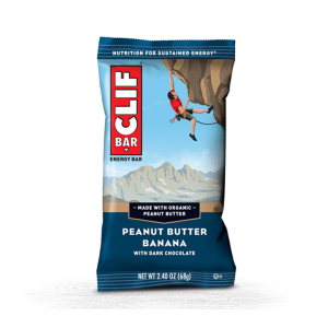 CLIFF BAR - CLIF BAR PEANUT BUTTER BANANA