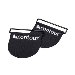 CONTOUR - EASY TIP BUCKLE WITH VECRO 105 MM