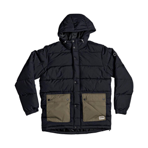 DC - STAFFORD HOODED PUFFER JACKET