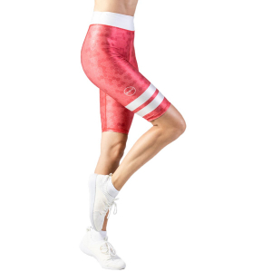 GSA - GLOW NEVER QUIT BIKER LEGGINGS