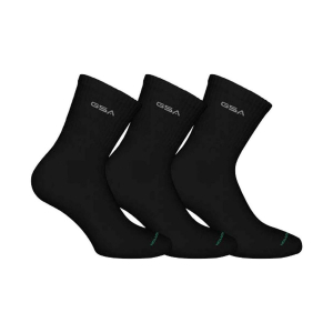 GSA - 360 QUARTER SOCKS (BLACK)