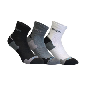 GSA - 693 PERFORMANCE QUARTER SOCKS (3 PAIR)