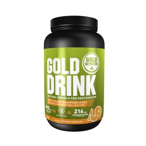 GOLD NUTRITION - GOLD DRINK ORANGE 1 KGR
