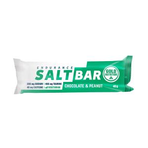 GOLD NUTRITION - ENDURANCE SALT BAR CHOCOLATE & PEANUT 40 GR