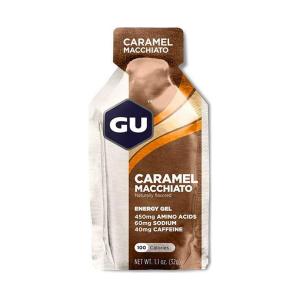 GU - ENERGY GEL - CARAMEL MACCHIATO (40 MG CAFFEINE)