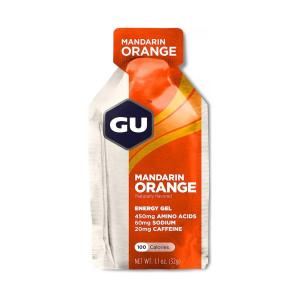GU - ENERGY GEL - MANDARIN ORANGE (20 MG CAFFEINE)