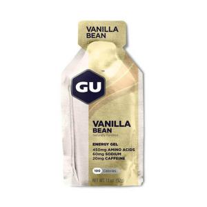 GU - ENERGY GEL VANILLA BEAN (20 MG CAFFEINE)