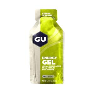 GU - ENERGY GEL - LEMON SUBLIME (NO CAFFEINE)