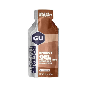 GU - ROCTANE ENERGY GEL - SEA SALT CHOCOLATE (35 MG CAFFEINE)