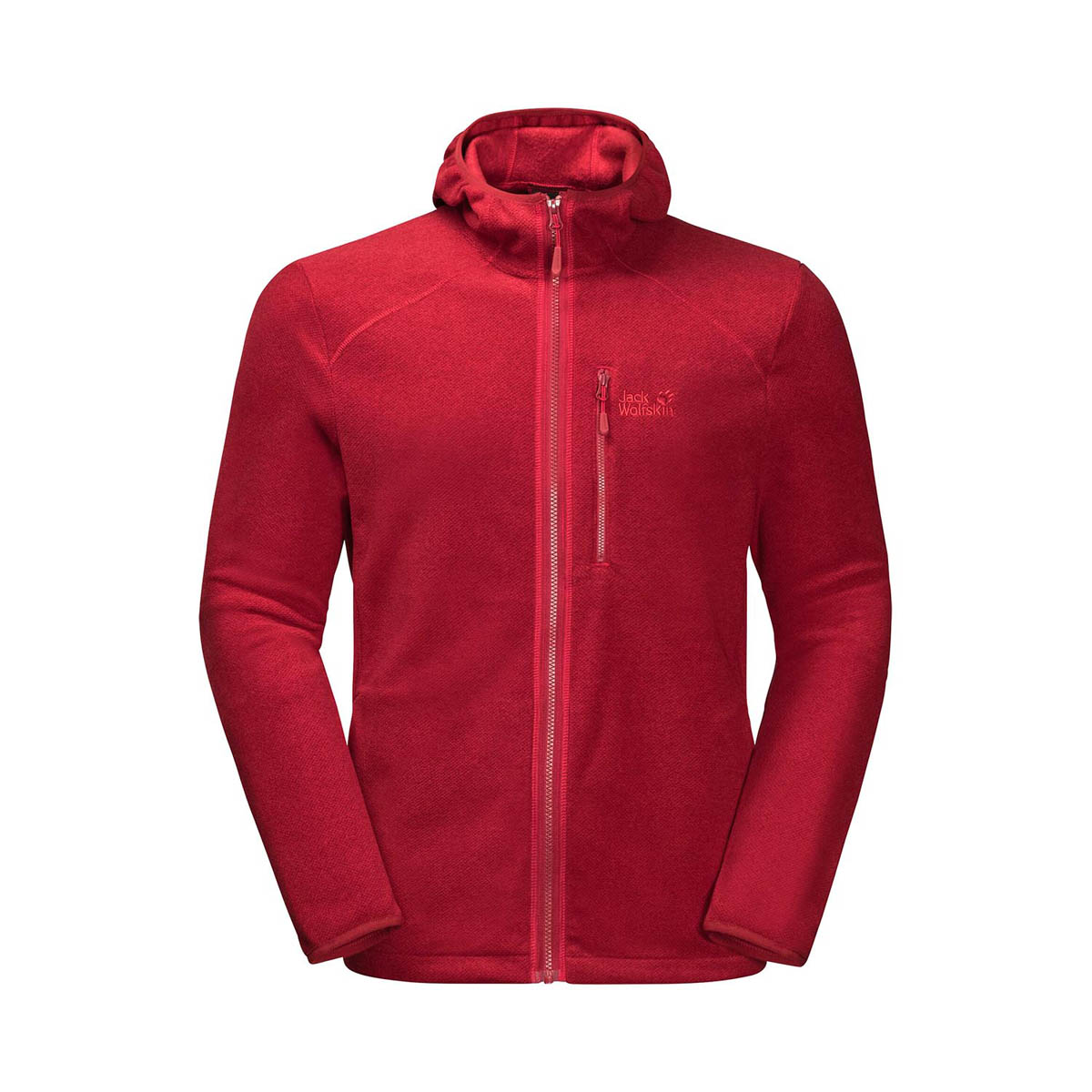 JACK WOLFSKIN - SKYWIND HOODED JACKET