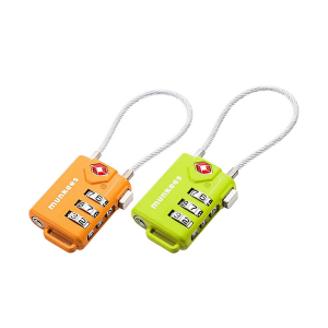 MUNKEES - CABLE COMBINATION LOCK
