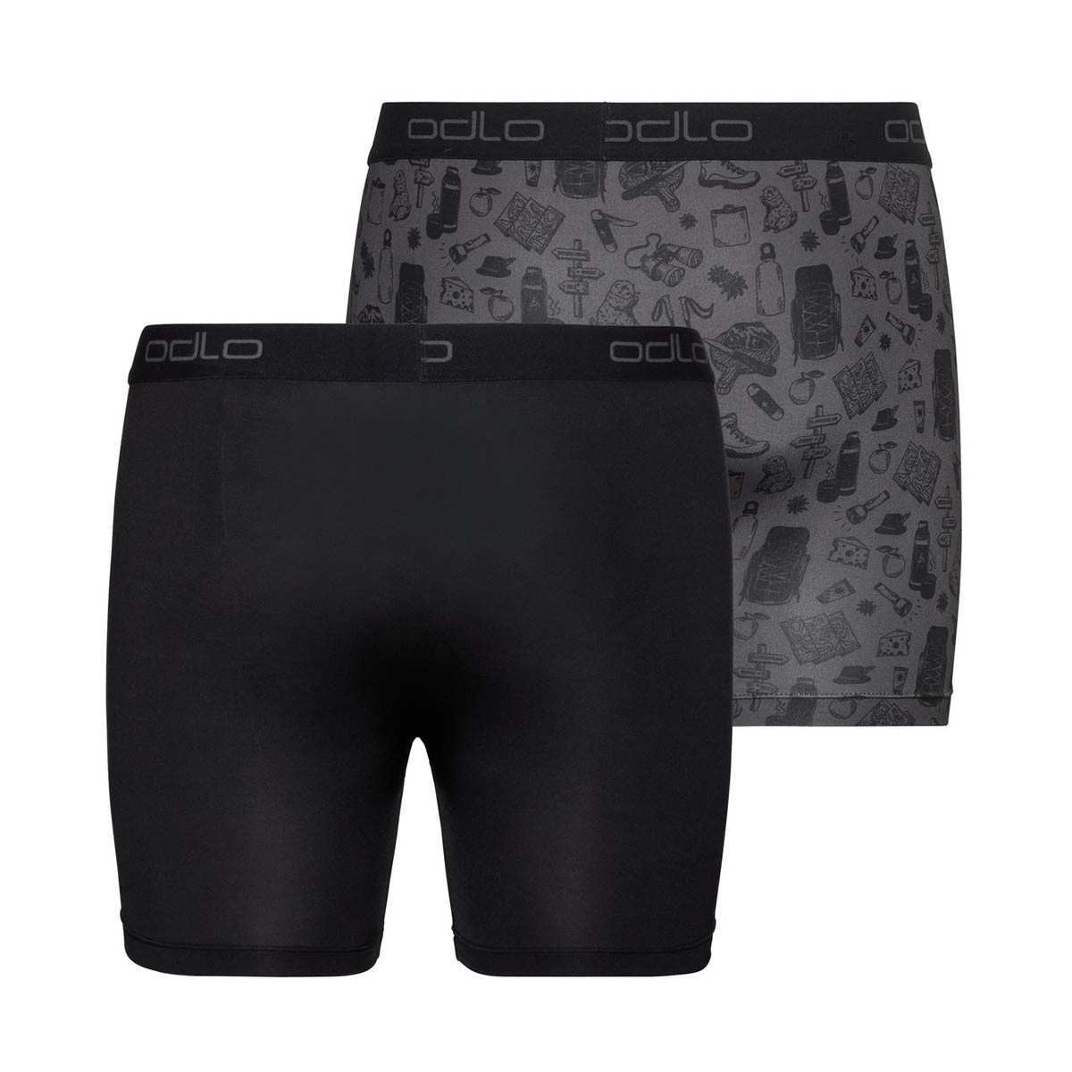 ODLO - ACTIVE EVERYDAY BOXER (2 PACK)