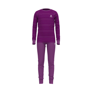 ODLO - ACTIVE WARM ECO KIDS BASELAYER SET