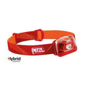 PETZL - TIKKINA HEADLAMP 250L RED