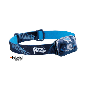 PETZL - TIKKINA HEADLAMP 250L BLUE