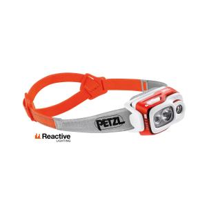 PETZL - SWIFT RL HEADLAMP 900L ORANGE