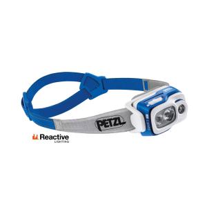 PETZL - SWIFT RL HEADLAMP 900L BLUE