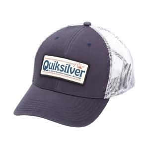 QUIKSILVER - BIG RIGGER TRUCKER CAP