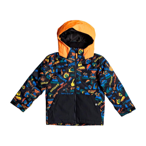 QUIKSILVER - LITTLE MISSION KIDS SNOW JACKET