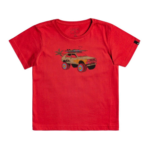 QUIKSILVER - VERY ROOTSY T-SHIRT