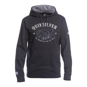 QUIKSILVER - BIG LOGO SNOW HOODIE