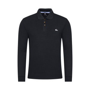 QUIKSILVER - LOIA LONG SLEEVE POLO