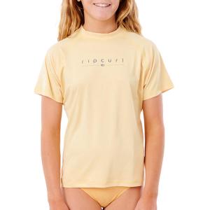 RIPCURL - GIRLS GOLDEN RAYS UV T-SHIRT