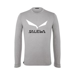 SALEWA - SOLIDLOGO DRY'TON SHIRT