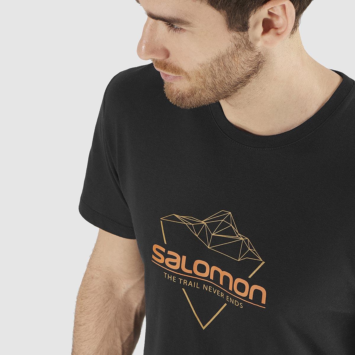 SALOMON - BLEND LOGO TEE