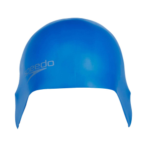 SPEEDO - PLAIN MOULDED SILICONE CAP
