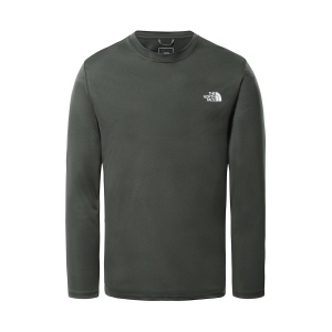 THE NORTH FACE - REAXION AMP LONG-SLEEVE T-SHIRT
