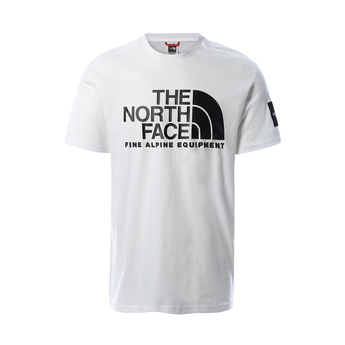 THE NORTH FACE - FINE ALPINE 2 T-SHIRT