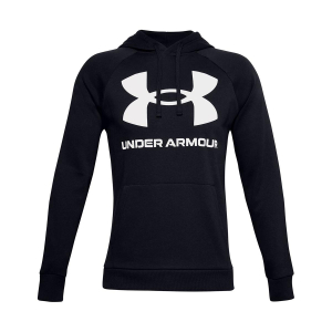 UNDER ARMOUR - RIVAL FLEECE BIG LOGO HOODIE