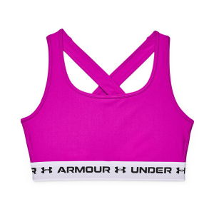 UNDER ARMOUR - ARMOUR MID CROSSBACK SPORTS BRA