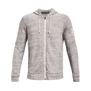 UNDER ARMOUR - RIVAL TERRY FULL ZIP HOODIE
