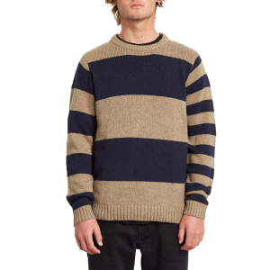 VOLCOM - EDMONDER STRIPED SWEATER